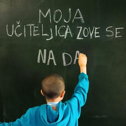 TEACHER NAMED HOPE