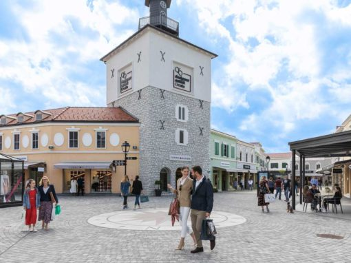 Take a PIC at Designer Outlet Croatia